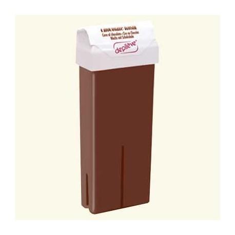 Картридж стандартный с шоколадным воском, 100 гр фото