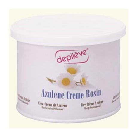 Воск азуленовый AZULENE CREME ROSIN, 400 гр фото