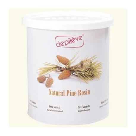 Воск натуральный NATURAL PINE ROSIN, 800 гр фото