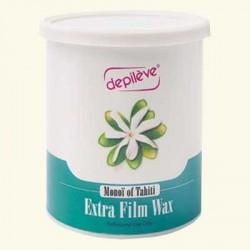 Воск с маслом монои FILM WAX MONOI OF TAHITI пленочный в банке