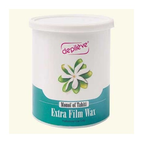 Воск пленочный с маслом монои FILM WAX MONOI OF TAHITI, 800 гр фото