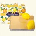 Горячий воск лимон в брикете (вакса)