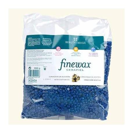 Плёночный воск Finewax в гранулах с экстрактом хлопка фото