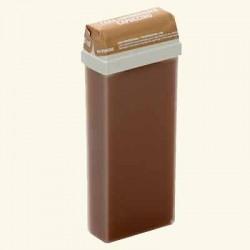 Воск шоколадный капучино DeLux с маслом какао, сои и молочными протеинами в картридже