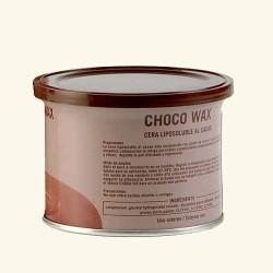 Тёплый воск в банке с маслом какао и сладкого миндаля Beauty Image 400 г фото