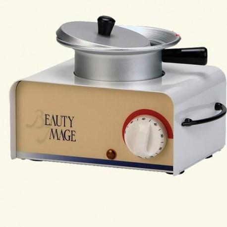 Многофункциональный нагреватель металлический с кастрюлькой фото