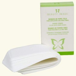Полоски для эпиляции бумажные в коробочке