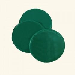 Горячий воск зеленый фото