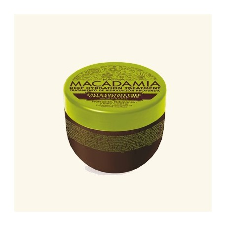 Интенсивно увлажняющая маска для нормальных и поврежденных волос MACADAMIA Kativa 250 гр фото