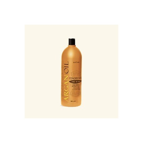 Увлажняющий кондиционер для волос с маслом Арганы Kativa Argan Oil 1000 мл фото