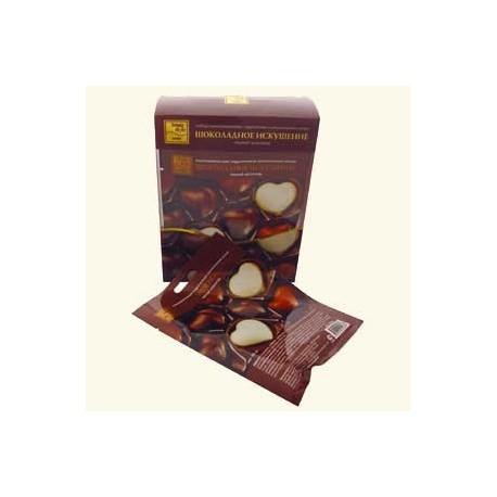 """Шоколадное искушение"""" (чёрный шоколад) Кристаллическая маска для всех типов кожи , 6шт. фото"""