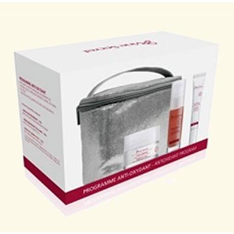 Набор препаратов в подарочной упаковке «Виноградная омолаживающая программа» фото