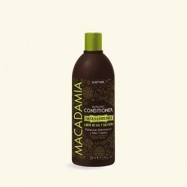 Кондиционер для нормальных и поврежденных волос увлажняющий MACADAMIA фото