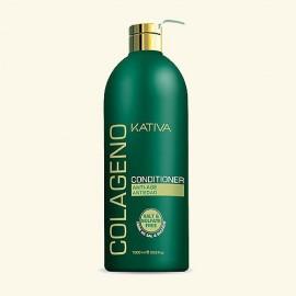 Кондиционер для волос коллагеновый COLAGENO Kativa