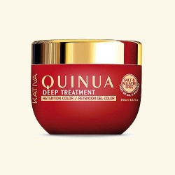 """Маска для волос """"Интенсивное питание и защита цвета"""" QUINUA"""
