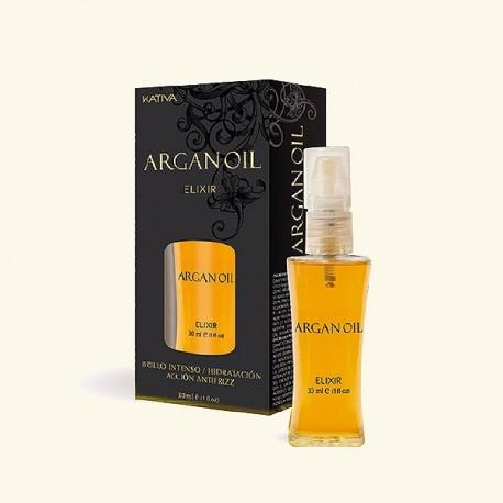 Масло для волос защитное «Эликсир Арганы» ARGAN OIL фото