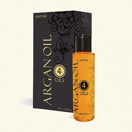 Защитный концентрат для волос восстанавливающий «4 масла» ARGAN OIL фото