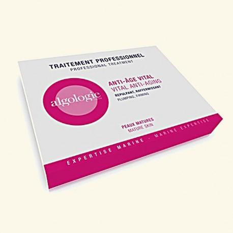 Набор для профессиональной процедуры «АНТИ-ЭЙДЖ» для увядающей кожи фото