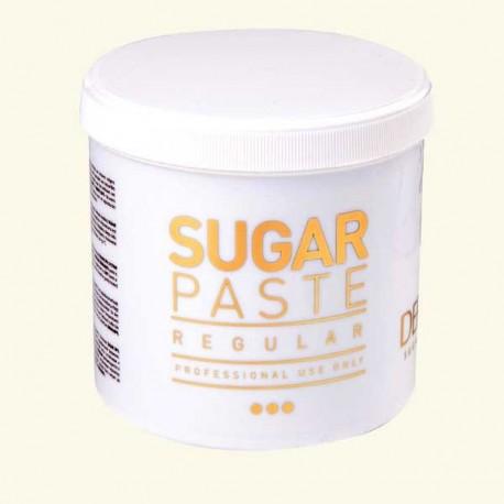 Сахарная паста особо плотная DERMAEPIL WHITE REGULAR фото