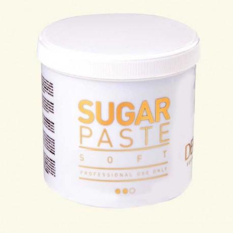 Сахарная паста мягкая (универсальная) Dermaepil 1000 г фото