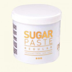 Сахарная паста особо плотная DERMAEPIL WHITE REGULAR 1000 г фото