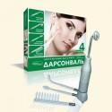 Дарсонваль для лица, тела и волос с 4-мя насадками Biolift4 BT 202S