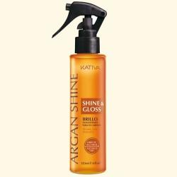 Спрей с аргановым маслом «Блеск и сияние волос»