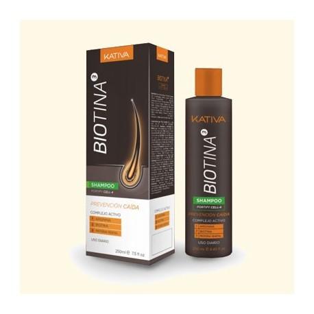 Шампунь против выпадения волос с биотином фото