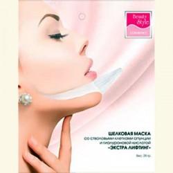 Шелковая маска «Экстра лифтинг» для лица