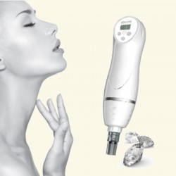 Прибор для чистки и пилинга кожи лица и тела «Алмазная дермабразия» мод.917 Gezatone