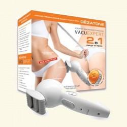 Вакуумный антицеллюлитный массажер для тела и лица Vacu Expert фото
