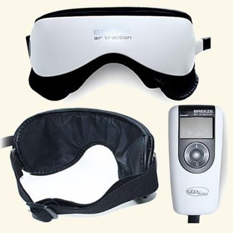 Массажер для глаз с лимфодренажной функцией и встроенными мелодиями Gezatone iSee-360 фото