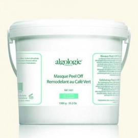 Лифтинг маска альгинатная Эспрессо с зеленым кофе Восстанавливающая Тонизирующая