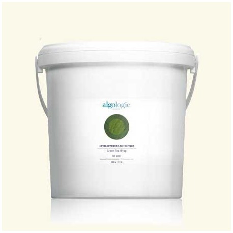 Обертывание с экстрактом зеленого чая, 4 кг. фото