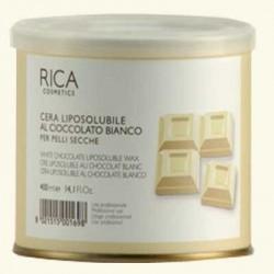 Воск светлый шоколад с маслом какао, банка