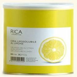 Воск с лимонным эфирным маслом, банка