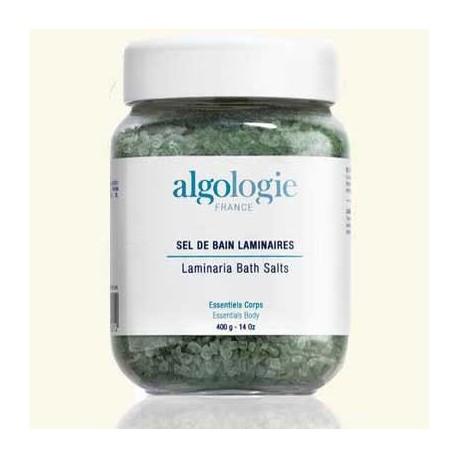 Соль морская для ванн с ламинарией, 400 гр. фото