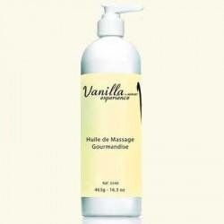 Масло массажное «Восхитительная ваниль» для лица и тела