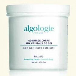 Скраб для тела с морской солью