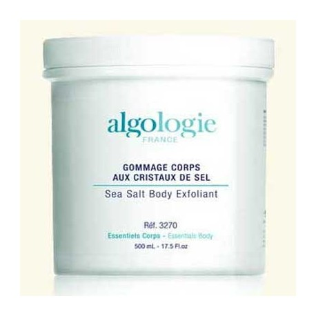 Скраб для тела с морской солью фото